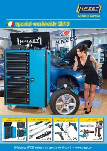 special worldwide 2010 - Hazet