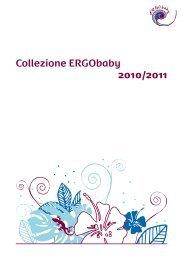 Collezione ERGObaby 2010/2011 - Azur