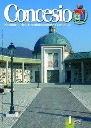 N. 1/2006 - Comune di Concesio