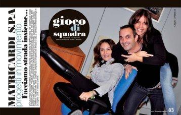 progettiin movimento - Donna Impresa Magazine