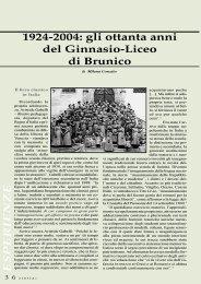 1924-2004: gli ottanta anni del Ginnasio-Liceo di Brunico - EmScuola