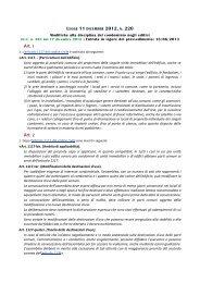 legge n. 220/2012 (condominio) e codice civile con testo coordinato ...