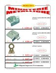 € 0,038 cad. € 0,045 cad. € 0,052 cad. € 0,062 cad. € 0,074 ... - Migoni - Page 7