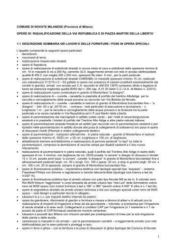 Via Repubblica Novate Milanese Mi.10 Free Magazines From Comune Novate Milanese Mi It