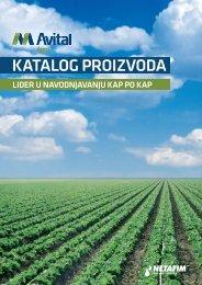 KaTalOG PrOiZvOda - Avital Agro
