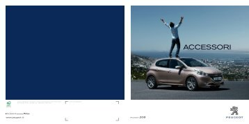 ACCESSORI - Peugeot