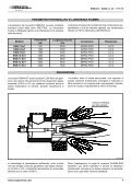 Bruciatori laterali LOW NOx - Esa - Page 4