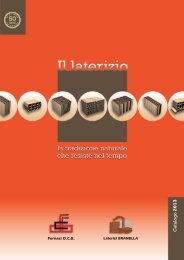 Catalogo 2013 PDF - Fornaci DCB