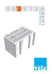 Catalogo Generale Laterizi - Gruppo Vela