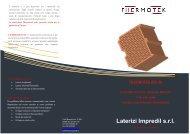 Laterizi Impredil s.r.l. - laterizimpredil.it