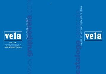 Laterizi per Tramezzi, per Murature e Solai www ... - Gruppo Vela SpA