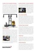 CARRELLI ELEVATORI LATERALI BAUMANN ... - Forklift - Page 4