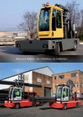 CARRELLI ELEVATORI LATERALI BAUMANN ... - Forklift - Page 5