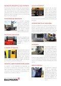 CARRELLI ELEVATORI LATERALI BAUMANN ... - Forklift - Page 6