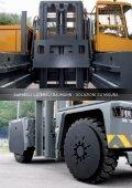 CARRELLI ELEVATORI LATERALI BAUMANN ... - Forklift - Page 7