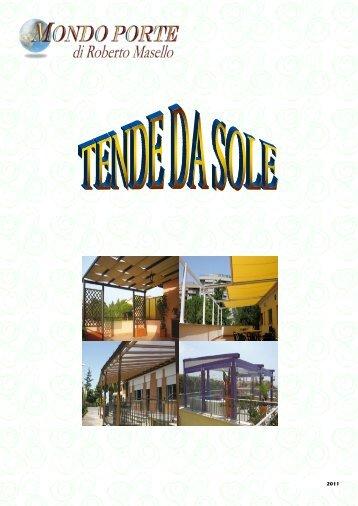 Catalogo Tende - Mondoporte.eu