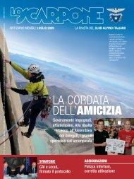 LO SCARPONE 007 - Club Alpino Italiano