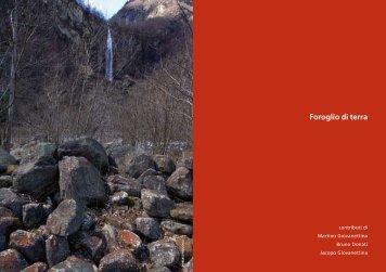Alcune pagine della guida (pdf) - Foroglio