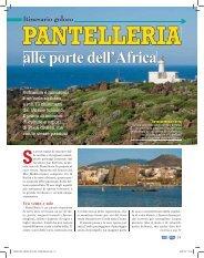 PANTELLERIA alle porte dell'Africa - Acqua & Sapone