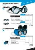 Maschere elettroniche Electronic masks . 81 Visori Visors Occhiali di ... - Page 3