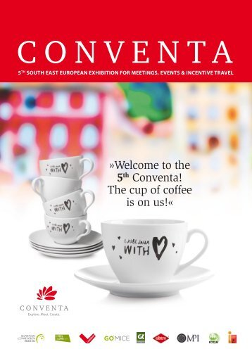 Conventa catalogue - Kongres Magazine