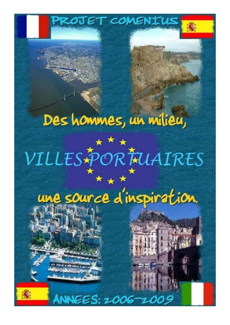 Histoire de la ville et du port - Collège JEAN MOULIN