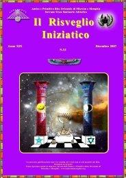 IL RISVEGLIO INIZIATICO - dicembre 2007 - Antico e Primitivo Rito ...
