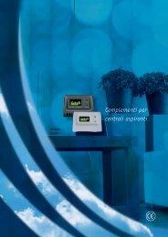 Complementi per centrali aspiranti - AirBlu