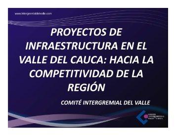 1. vía mulaló- loboguerrero - Comité Intergremial del Valle del Cauca