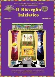 Il Risveglio Iniziatico - Febbraio 2011 - Antico e Primitivo Rito ...