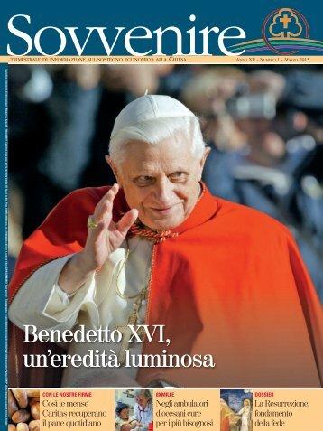 Marzo 2013 - Insieme ai sacerdoti