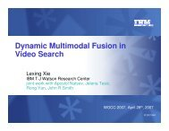 Dynamic Multimodal Fusion in Video Search