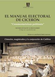libro cicerŠn CASTELLANO - Fundación Popular de Estudios Vascos
