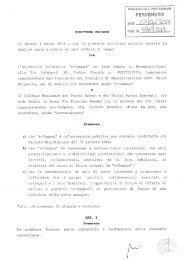 Convenzione Università E-CAMPUS - Collegio Nazionale dei Periti ...
