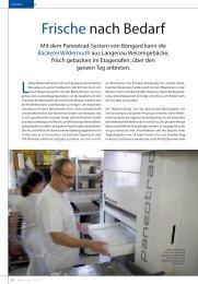 Lesen Sie den Artikel darüber im Back Journal 10/2011 - Wildermuth