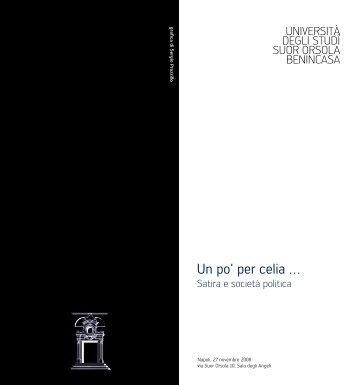 Scarica l'invito... - Fondazione Ugo Spirito