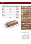 Mattoni Faccia a Vista Wienerberger - Terca - Page 7