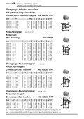 Stainless Steel Adaptors Brochure (2003) - Maryland Metrics - Page 5