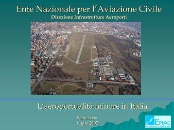 Ente Nazionale per l'Aviazione Civile - Filas