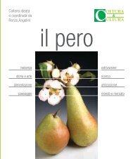 il pero - Coltura & Cultura