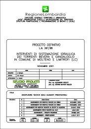 B-04-00 CAP norme amm-agg _2010 - Comune di Oggiono