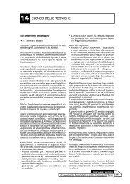 Interventi antierosivi - Provincia di Terni