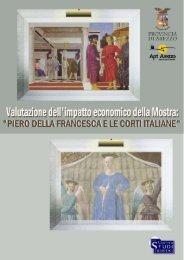 Studio Piero della Francesca - Turismo Arezzo - Provincia di Arezzo