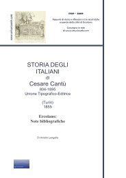 18 Aniello Langella – Storia degli Italiani del 1855 di ... - Vesuvioweb