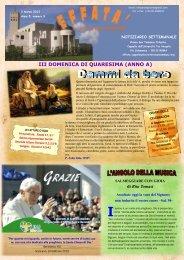 Anno 5 - n. 9 - Oblati di Maria Vergine