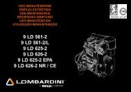 9 LD 561-2 9 LD 561-2/L 9 LD 625-2 9 LD 626-2 9 LD 625-2 EPA 9 ...