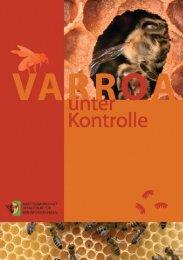 Varroa unter Kontrolle - Philipps-Universität Marburg