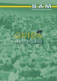 Manuale studente_Guida per lo studente.pdf - Dentaurum Italia