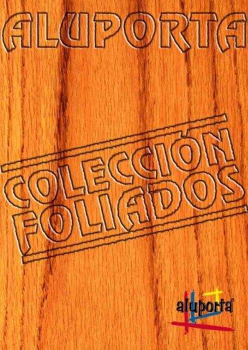 Catalogo Paneles Foliados - ALUPORTA