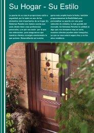 Catálogo Puertas - TAULER
